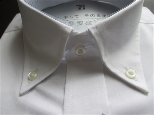 イトーヨーカード綿100%超形態安定100番双糸
