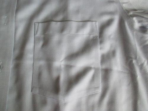 アポロコットの胸ポケット